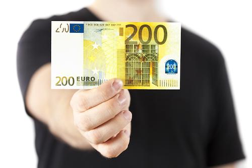 200 Euro Kredit bei negativer Schufa