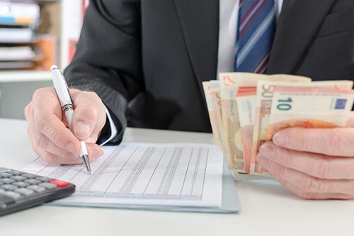 Sofortkredit: sofortige Auszahlung des Kredits